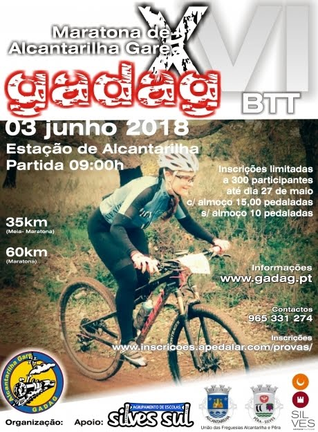 03JUN * ALCANTARILHA - SILVES