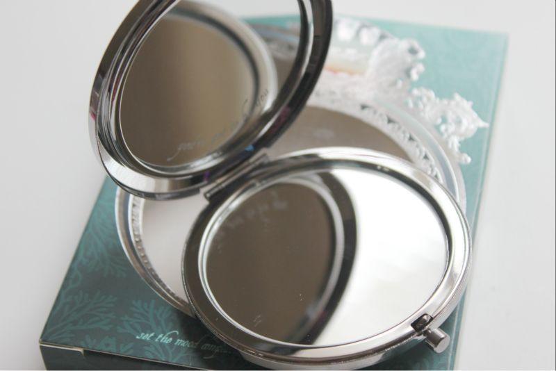 sephora compact mirror. sephora disney little mermaid compact mirror