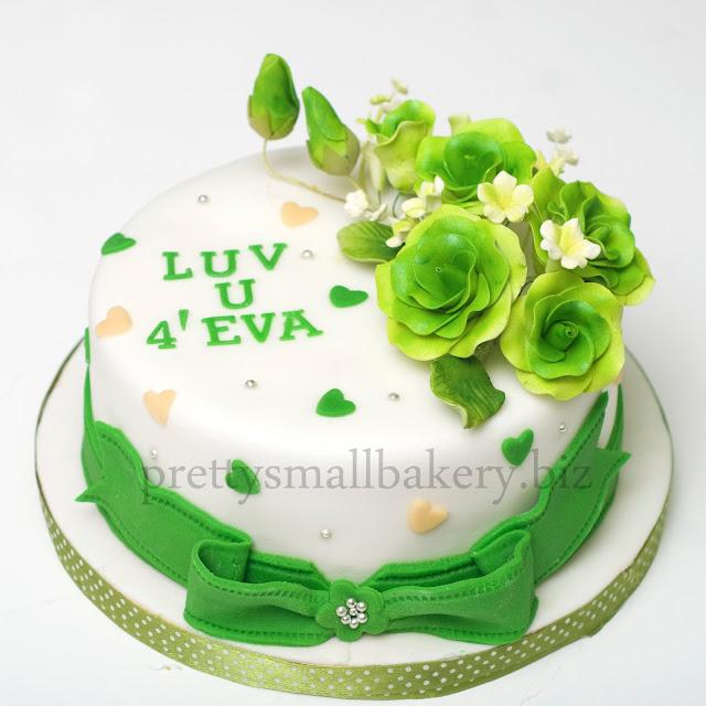 kek kahwin - kek perkahwinan