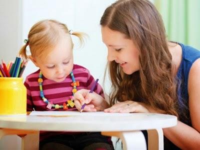 Tips Mendidik Anak Kecil