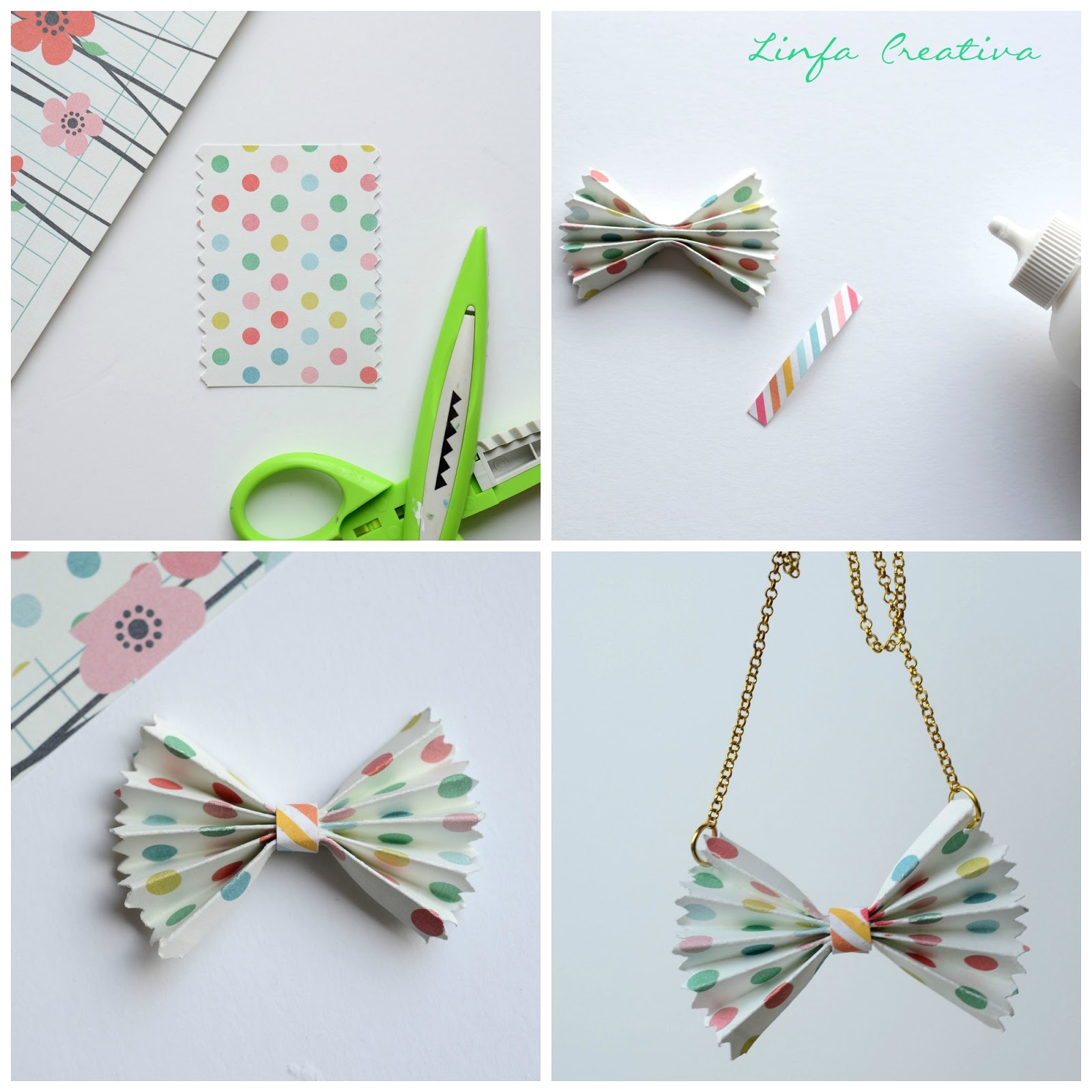 diy paper jewels