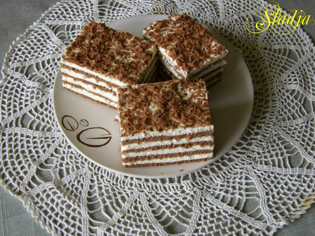 GUMENI KOLAČ(kolač bez jaja)