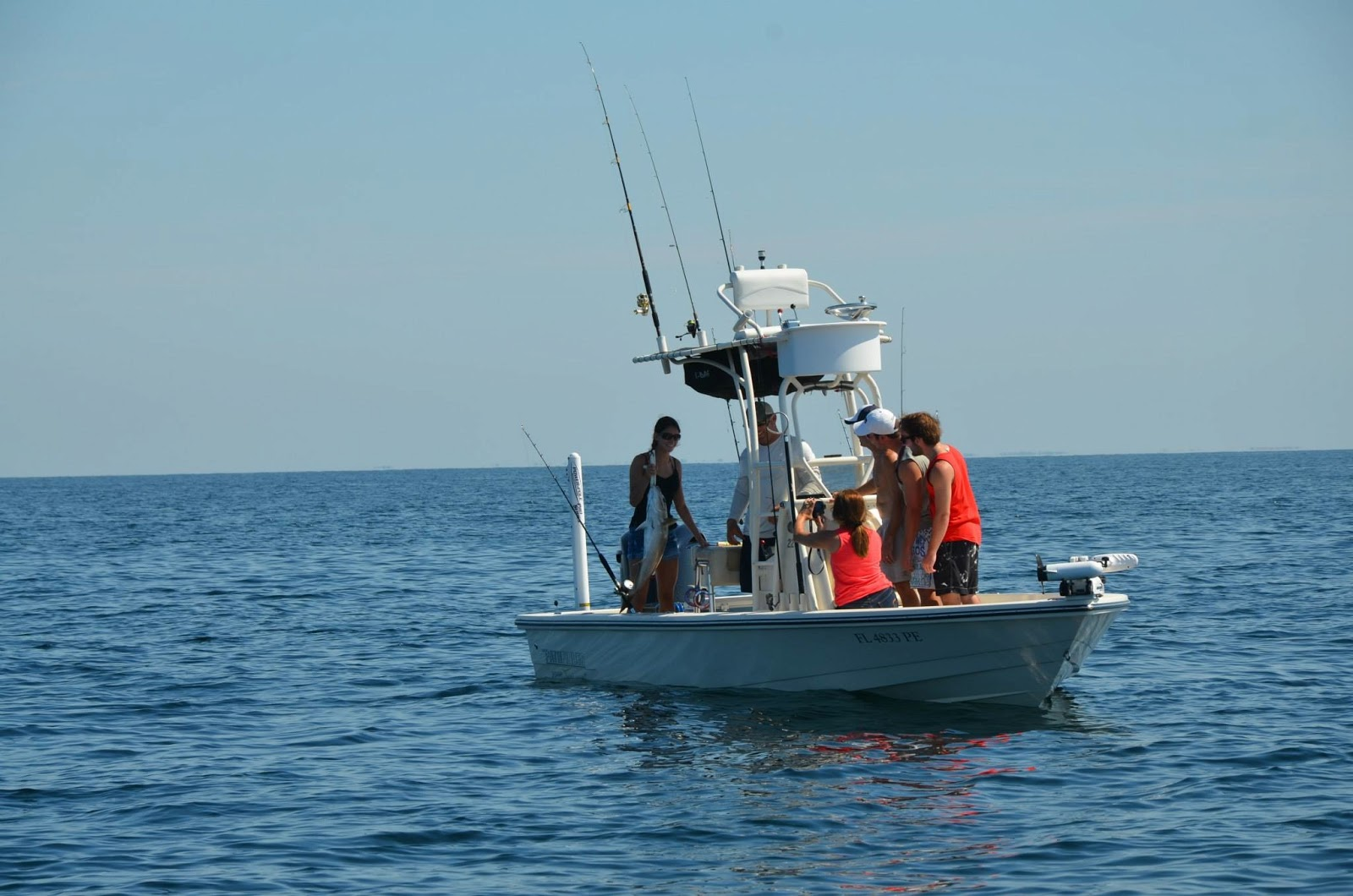 Flat out charters navarre to pensacola fishing reports for Pensacola fishing charters