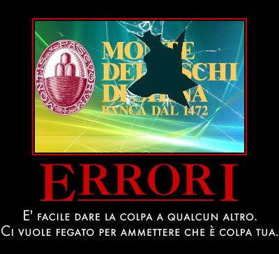 Errori MPS