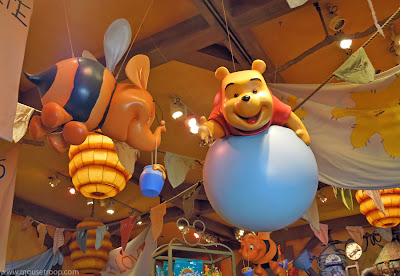 Pooh candy Shop Corner Disneyland Critter Country Heffalump