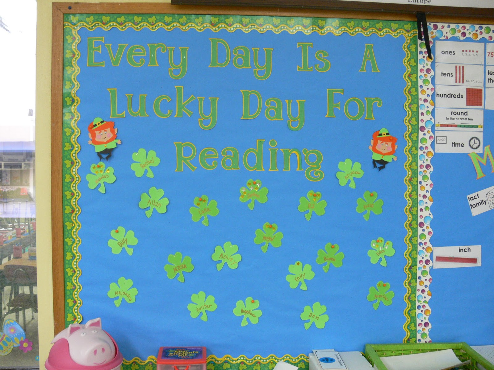 Classroom Decoration Ideas For March ~ Carolee s creative classroom april march ar