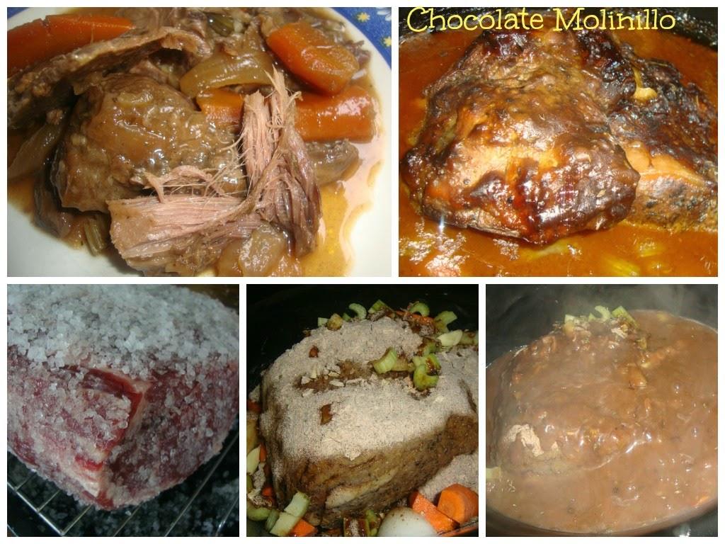 Roast Beef Chocolate Molinillo