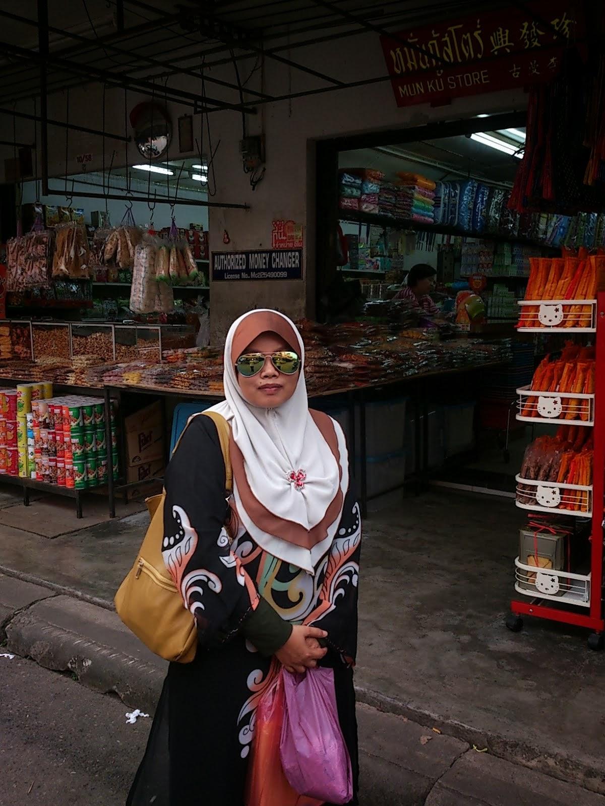Padang Besar Thailand Disember 2013