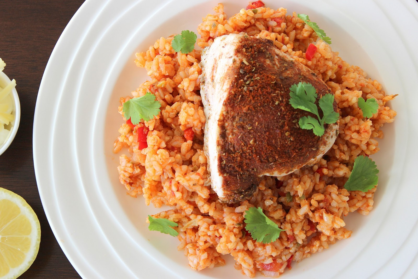 recipe: mexican chicken and rice recipes easy [35]