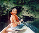 Canoeing in Caves