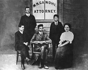 Gandhi's Law Office