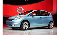 Nissan Versa Note Overview