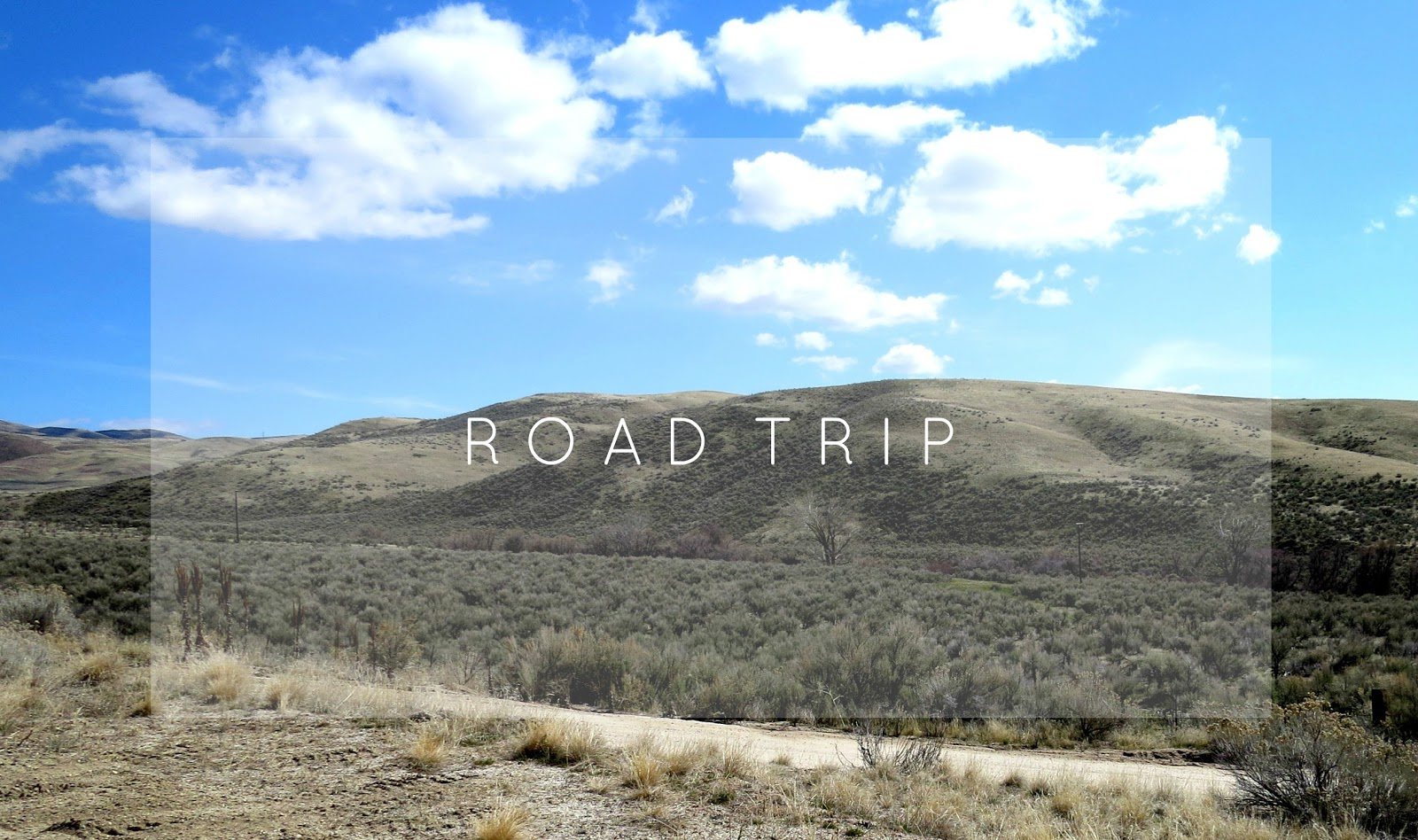 road trip, boise to palm desert