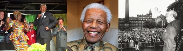 "UNISON Scotland: Nelson Mandela: ""One of the great men of our time""..."