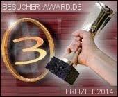 Besucher-Award Jahresabstimmung