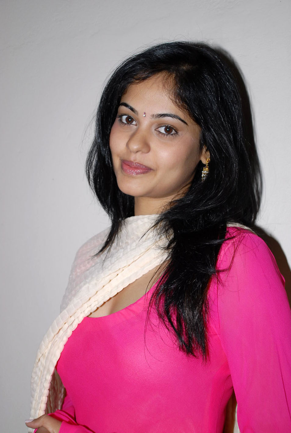 Bindhu Madhavi Hot Photos At Pilla Zamindar Audio Launch