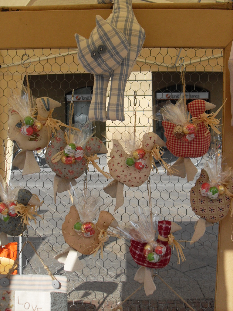 Country veranda creativo