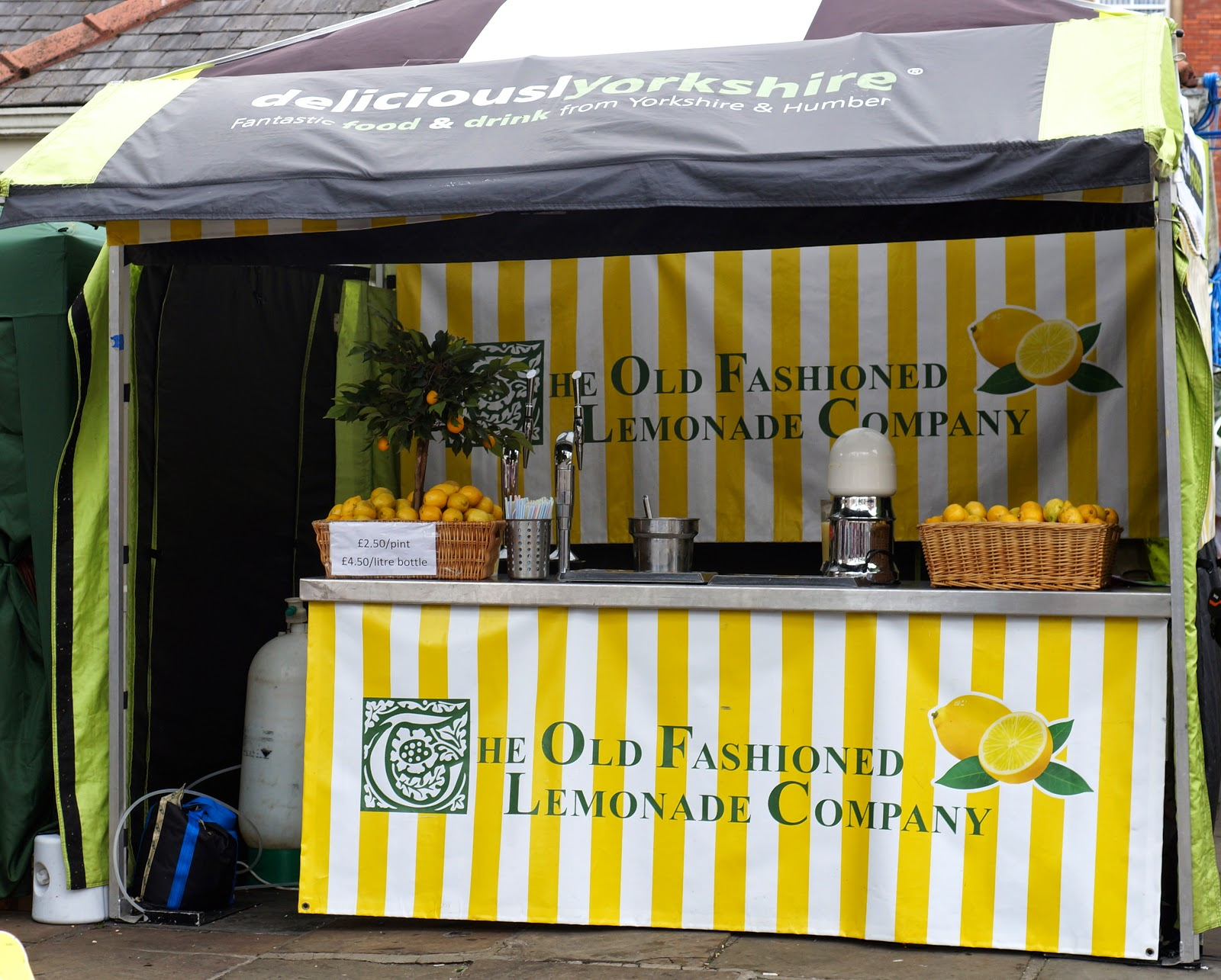 the old fashioned lemonade company