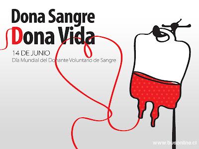 Día Mundial Donante Sangre