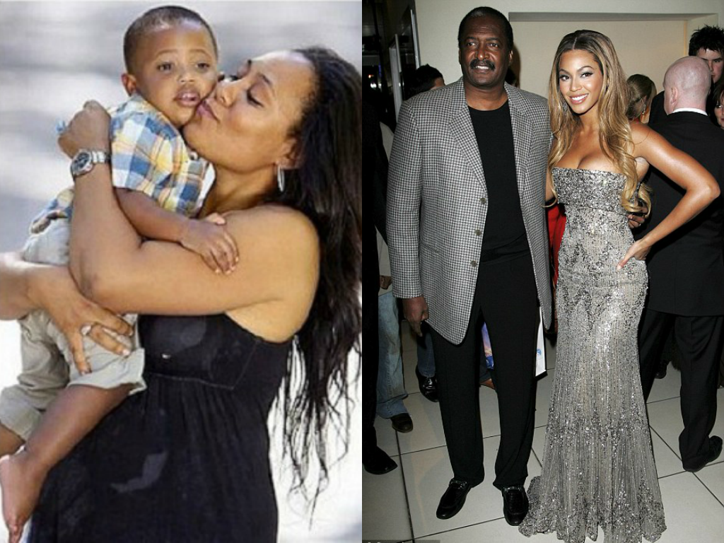 Beyonces Brothers And Sisters Photo : Mathew Knowles...
