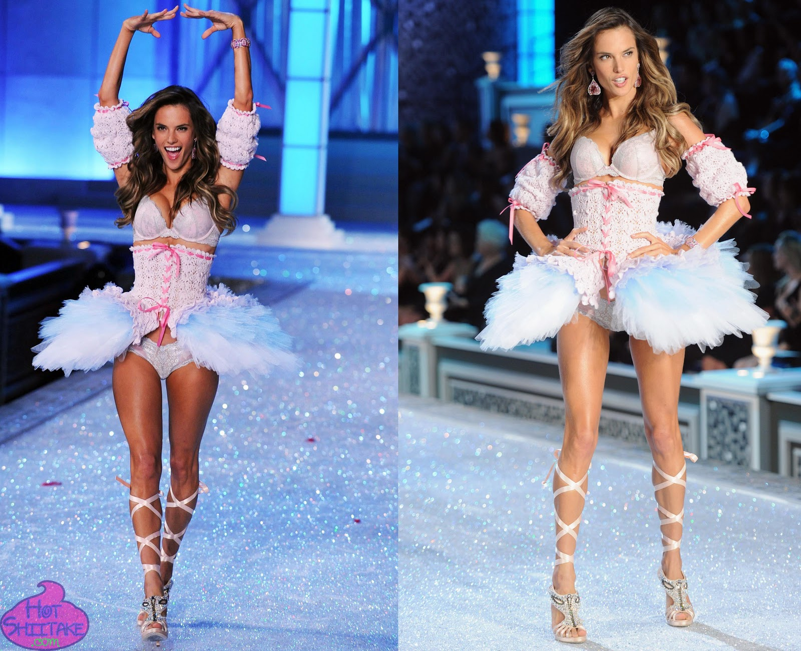 Alessandra Ambrosio Victorias Secret Fashion Show 2011