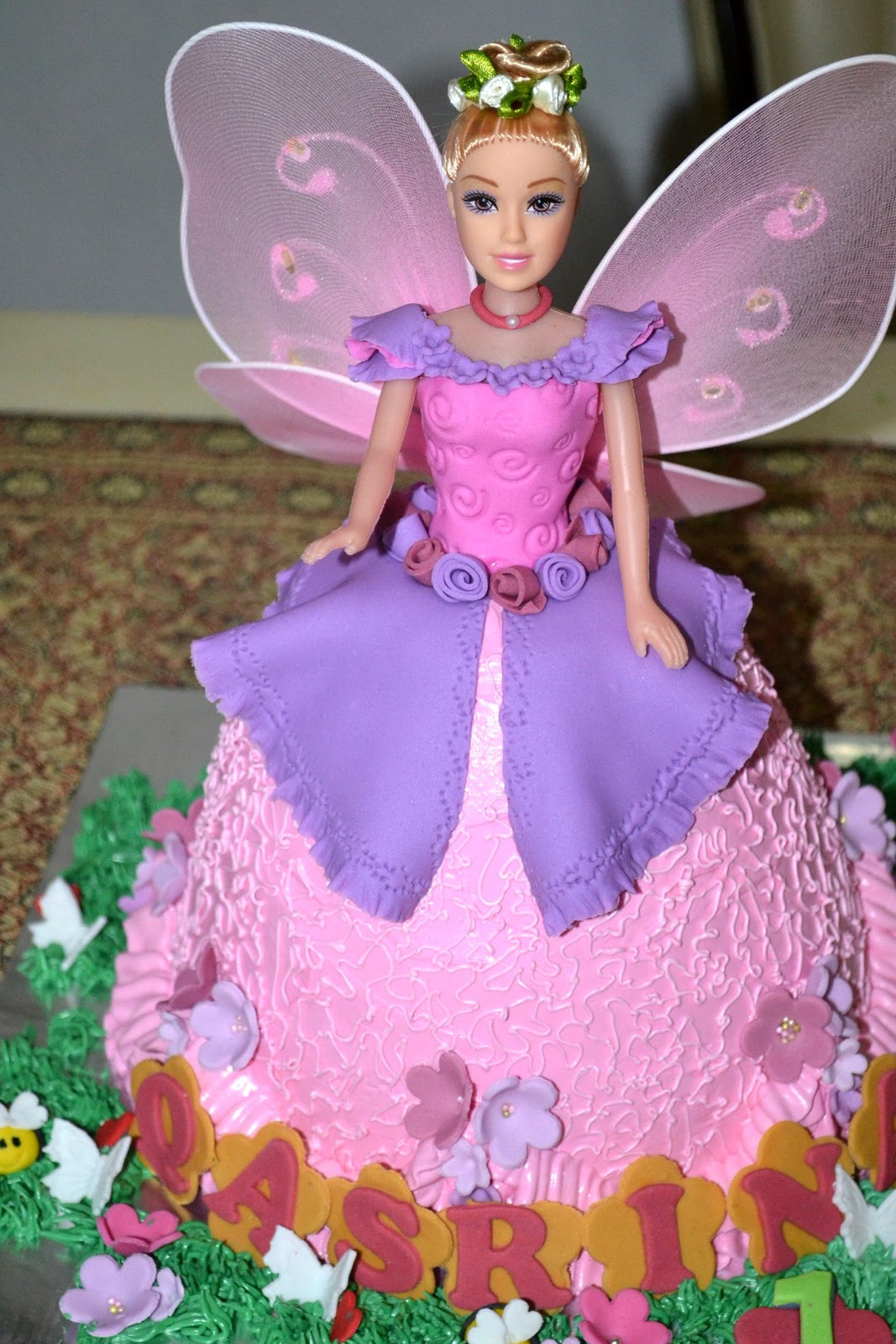 Mypu3 Cake House Princess Doll Cake