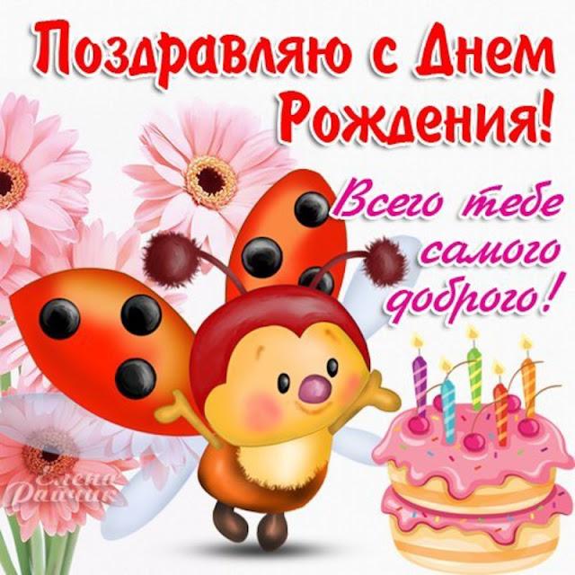Поздравление с днём рождения однокласснице 13 лет 8