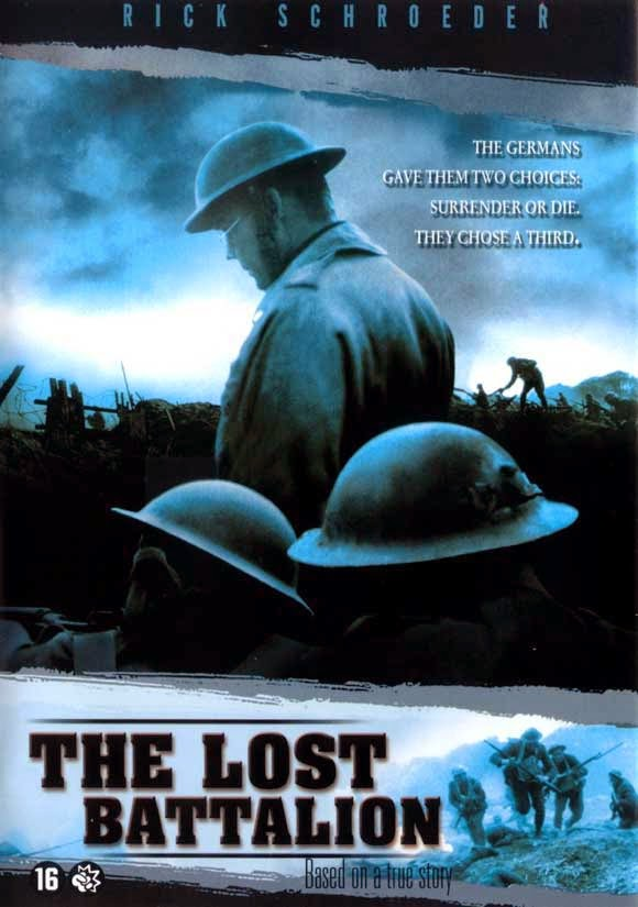 The Lost Battalion (2001) tainies online oipeirates