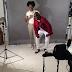 Jim Iyke pose for photo shoot for Italia Vogue