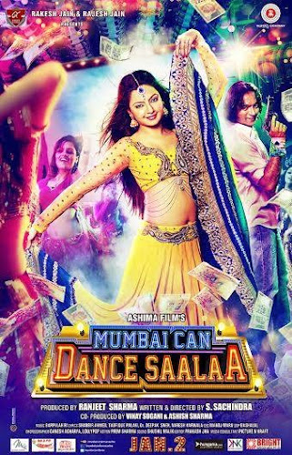 Mumbai Can Dance Saala (2014) Movie Poster No. 1