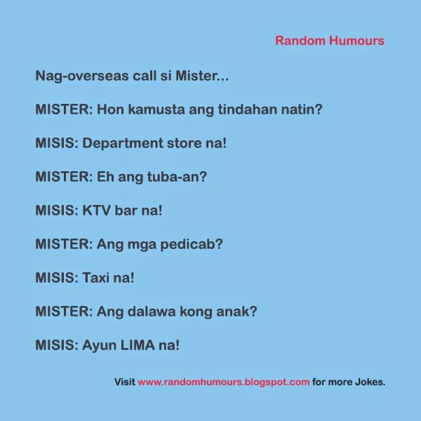 husband s long distance call random humours