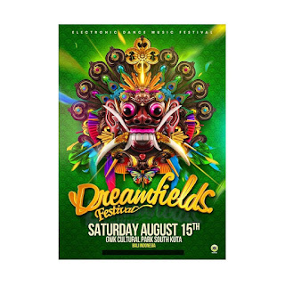 Buy 2 Get 1 Free Dreamfields Festival 15 Agustus 2015 - Regular Ticket