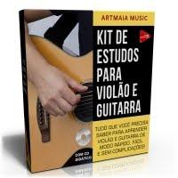 Kit de Estudos para Violão e Guitarra