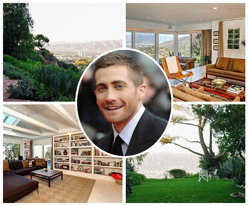 Jake Gyllenhaal puts his Hollywood Hills Home on Market for $ 3.3 M