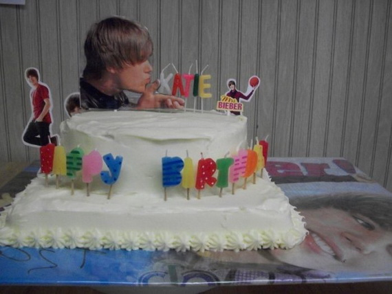 justin bieber cake ideas. others will give you ideas