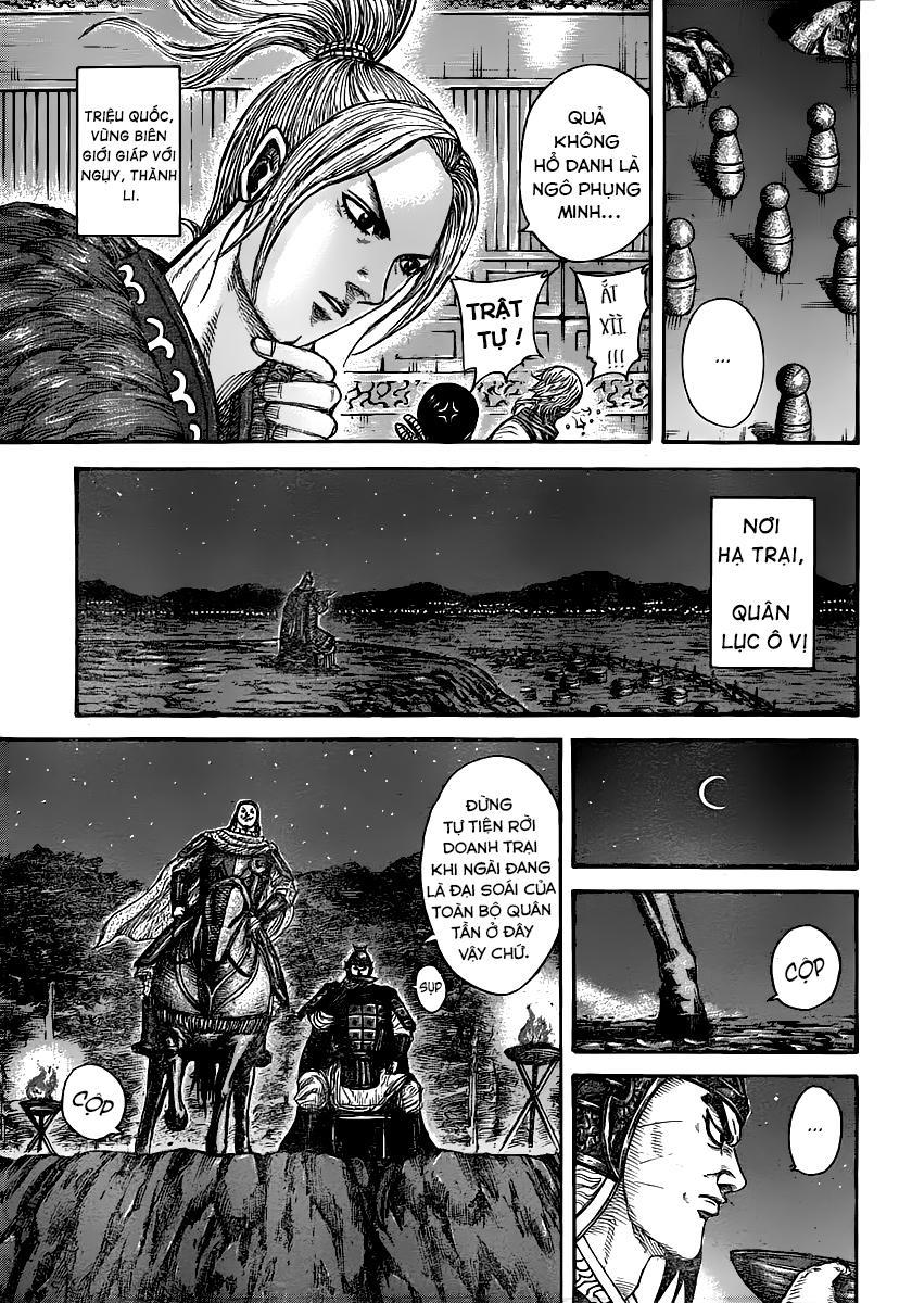 Kingdom - Vương Giả Thiên Hạ Chapter 392 page 6 - IZTruyenTranh.com