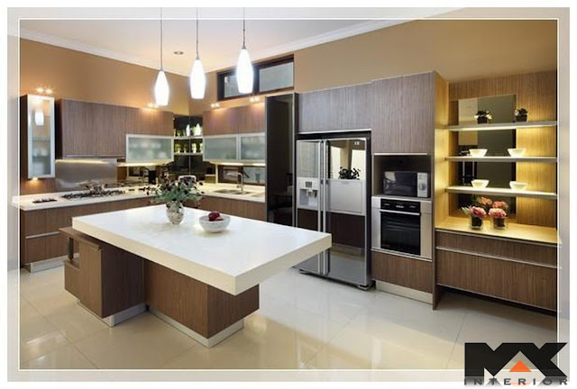Interior Jakarta, Kitchen Set Jakarta