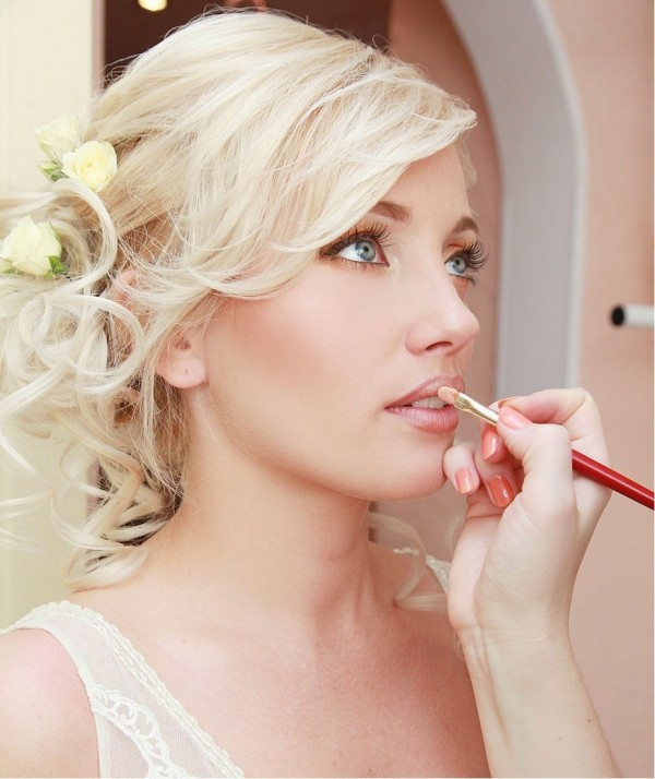 How To Apply Makeup Wedding Day : The Best Fashion Blog: Semi Formal Hairstyles 2011-2012
