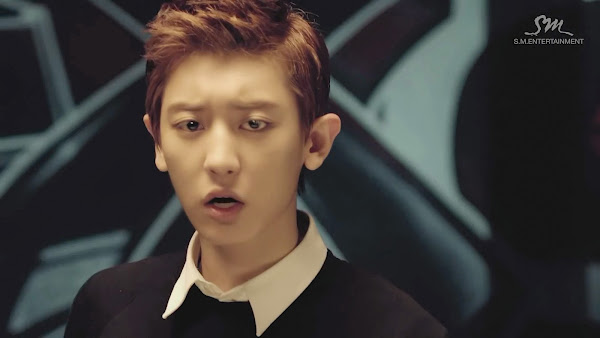 Chanyeol Growl