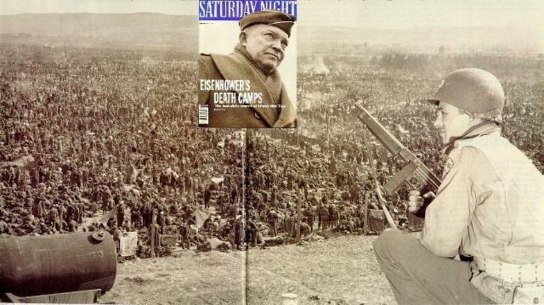 Eisenhower, Death Camps, World War 2, WW2,