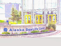 Alaska SeaLife Center - by MM Rydesky