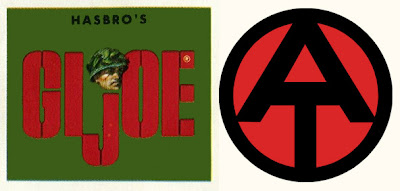 Hasbro 60's GI Joe & Adventure Team Logos