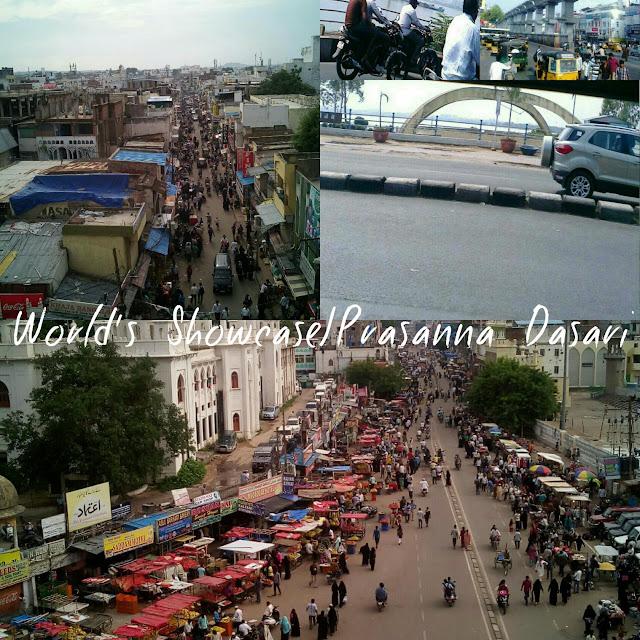 Hyderabad/Worlds showcase - Prasanna Dasari