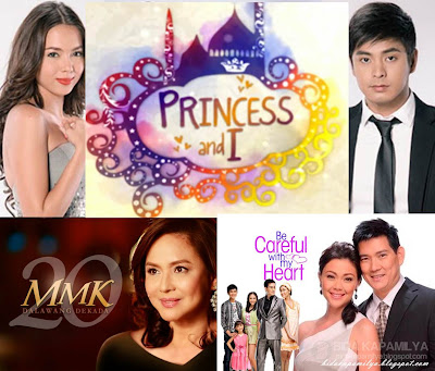 ABS-CBN Sweeps Top 15 Programs Nationwide in October 2012