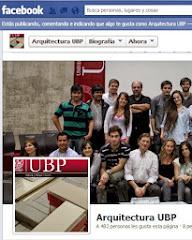 arquiUBP en Facebook