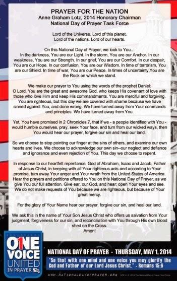 http://nationaldayofprayer.org/about/national-prayer-by-anne-graham-lotz/