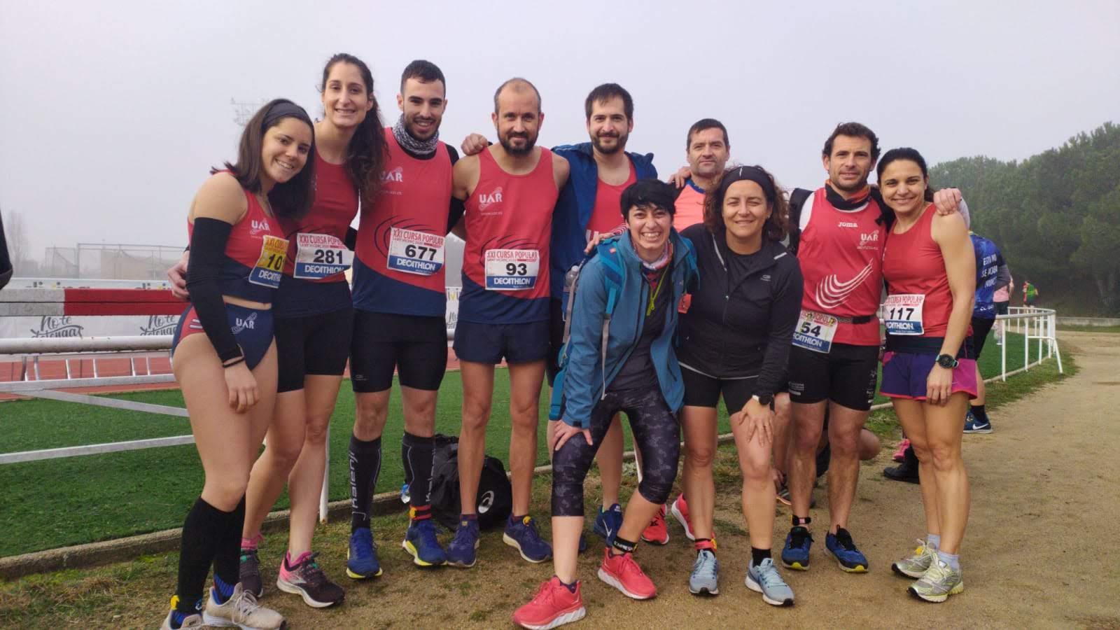 Cursa Sant Vicenç - Mollet 2019