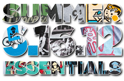 Summer Essentials - Johnny Cupcakes Summer 2012 Collection