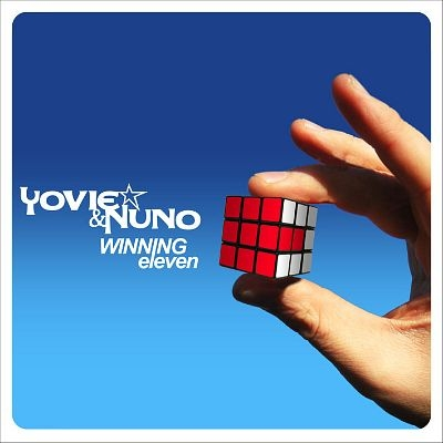YOVIE & NUNO - WINNING ELEVEN FULL ALBUM 2010