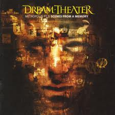 DREAM THEATER-METROPOLIS PT2 SCENES FROM A MEMORY